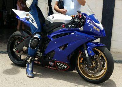 CTM Reprogramación de Centralita Moto Yamaha R6