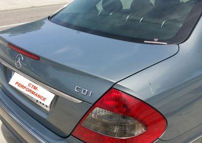 Reprogramación de Centralita en Coches Alta Gama Mercedes E280