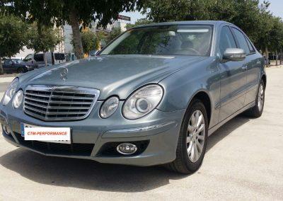 Reprogramación de Centralita en Mercedes