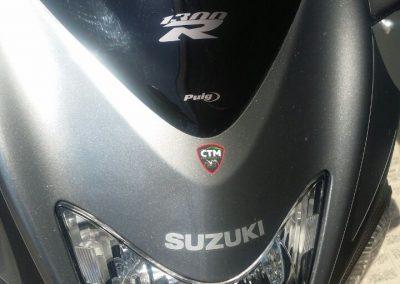 Suzuki hayabusa 1300 del 2013