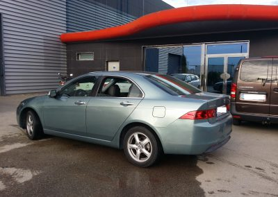 HONDA ACCORD 2.2 CTDI SPORT 2004