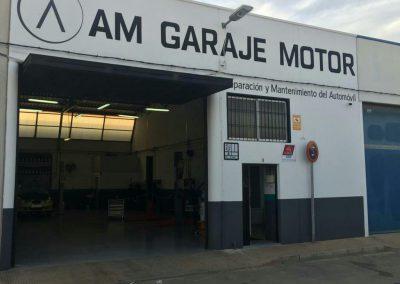 AM GARAJE MOTOR