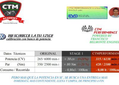 SCIROCCO 2.0 265CV 2010