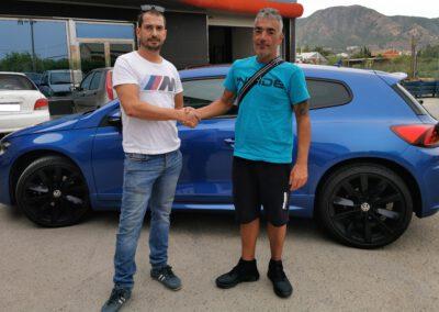 VW SCIROCCO 1.4 TSI 125CV 2017