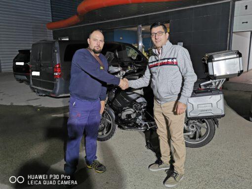 BMW R1200 GS 2012