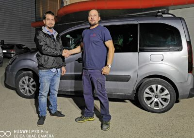 CITROEN BERLINGO 1.6 HDI 100CV 2015