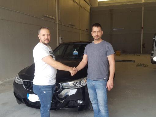 BMW 320D GT 184 F34 2014